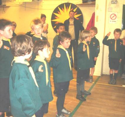 2006 Summer Investiture