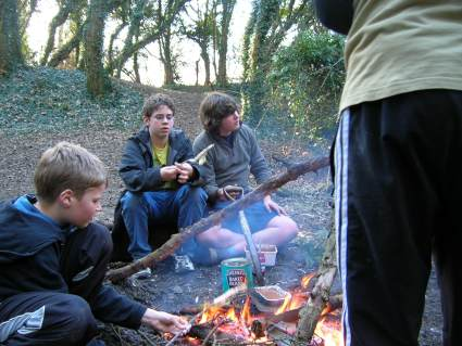 Middle Age Group Scout Training Course - February 2006