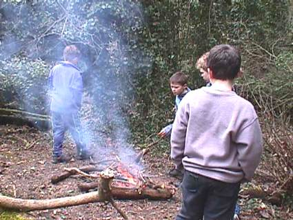 Younger Scout Training Course - February 2006