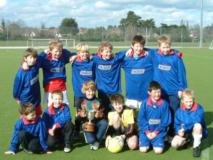 2006 District Football Competition